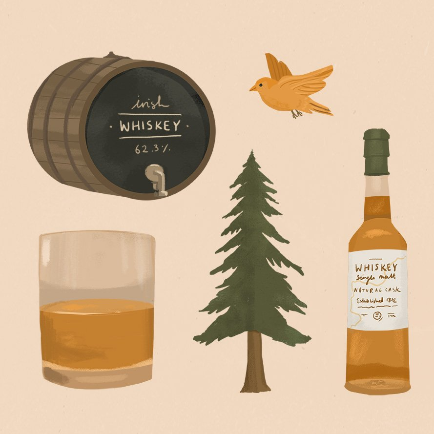 irish-distillers-animation-ruth-graham-illustrator
