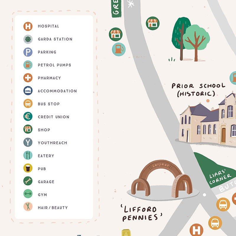 lifford-irish-illustrated-map-ruth-graham-design