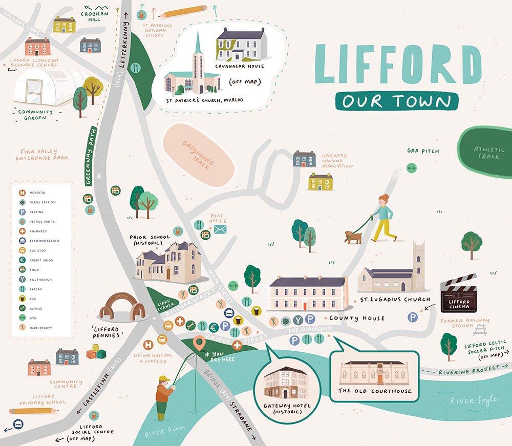 lifford-irish-illustrated-map-ruth-graham-illustrator