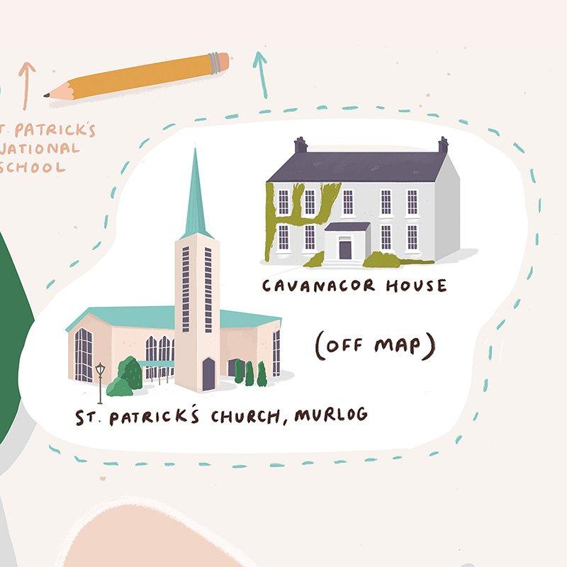 lifford-irish-illustrated-map-ruth-graham